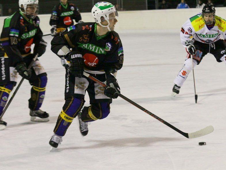HC Rankweil-Torjäger Johannes Hehle hofft auf den ersten Heimsieg im neuen Jahr.