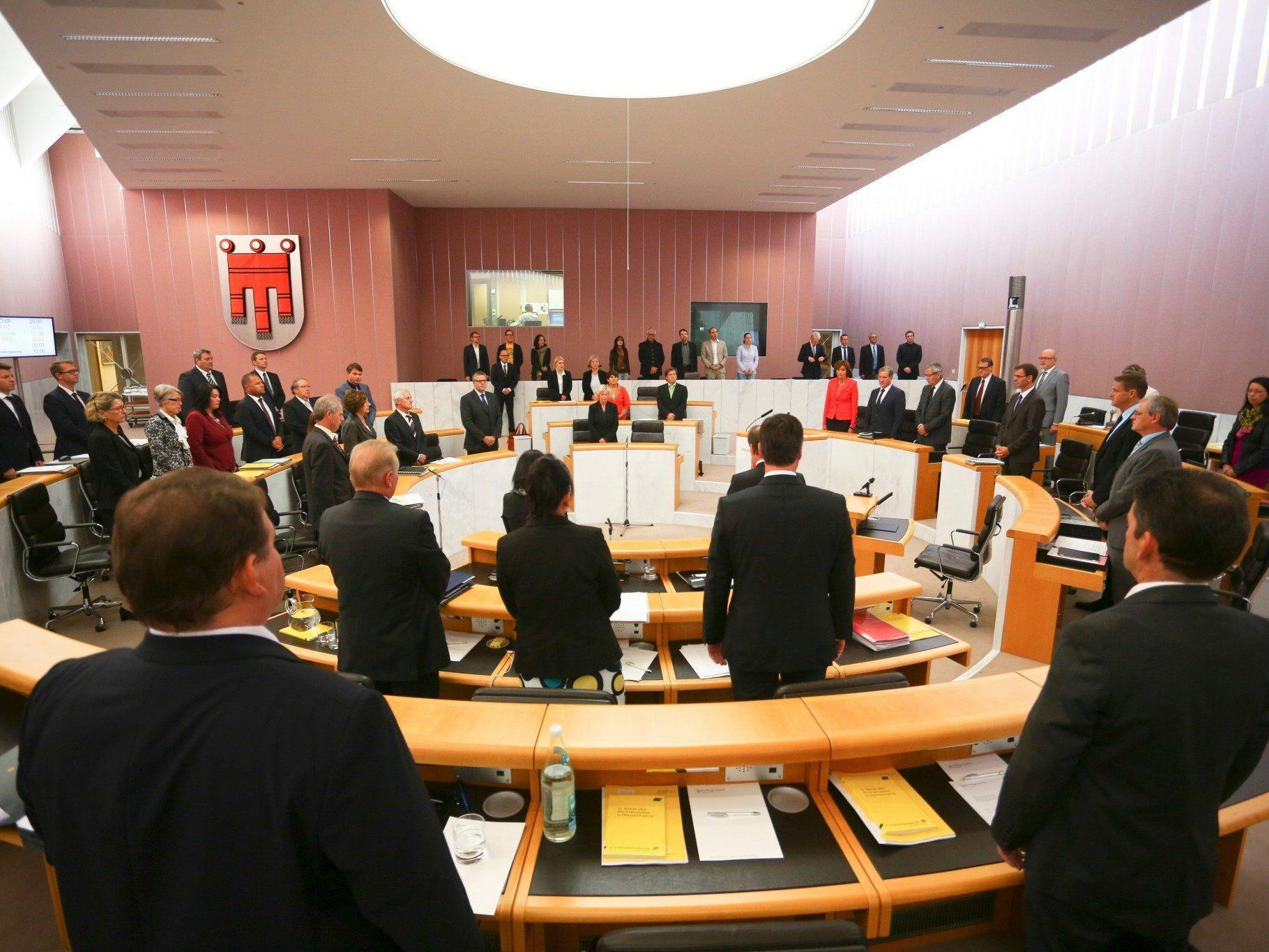 Vorzugsstimmen sollen bei Vorarlberger Landtagswahlen in Zukunft doppelt zählen.