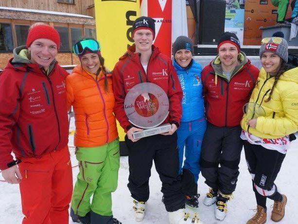 Weißer Ring: Rennen fest in Vorarlberger Hand.