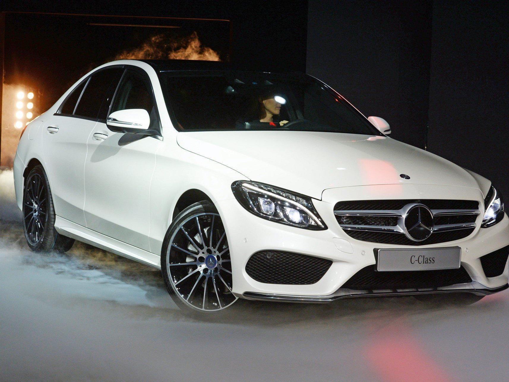 Auf der Auto Show Detroit präsentieren Autohersteller die neuesten Modelle.