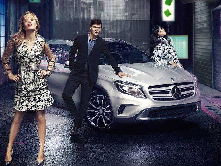 Mercedes-Benz Fashion Week Berlin eröffnet das neue Modejahr im großen Stil.
