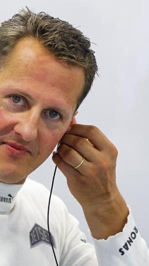 Weiter Bangen um Schumacher