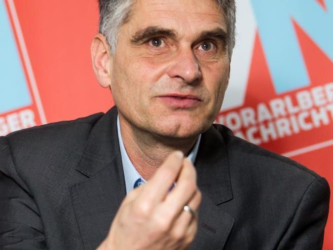 Panzenböck will die besondere Stellung der gemeinnützigen Vorarlberger Pflegegesellschaft bedarfsorientiert weiter entwickeln