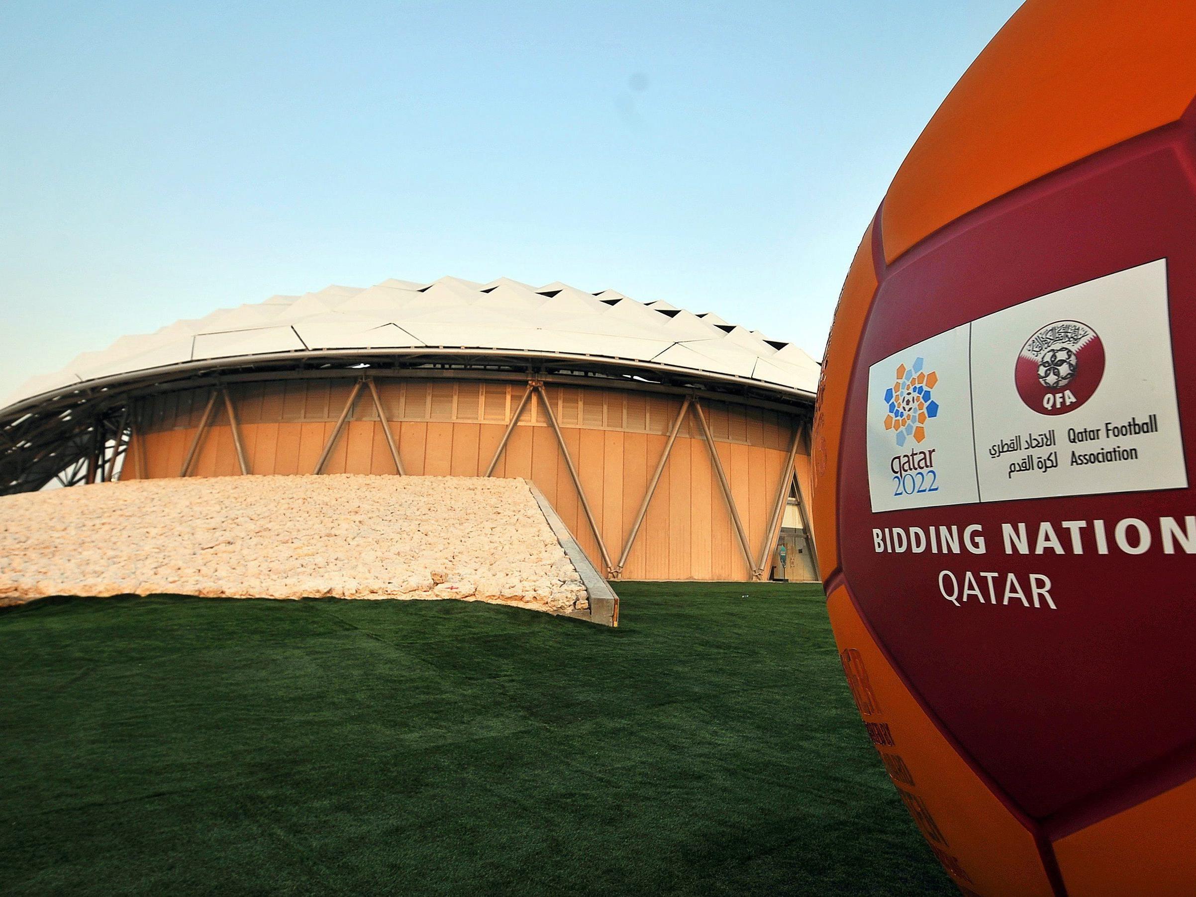 Fußball-WM in Katar sorgt weiter für Wirbel.