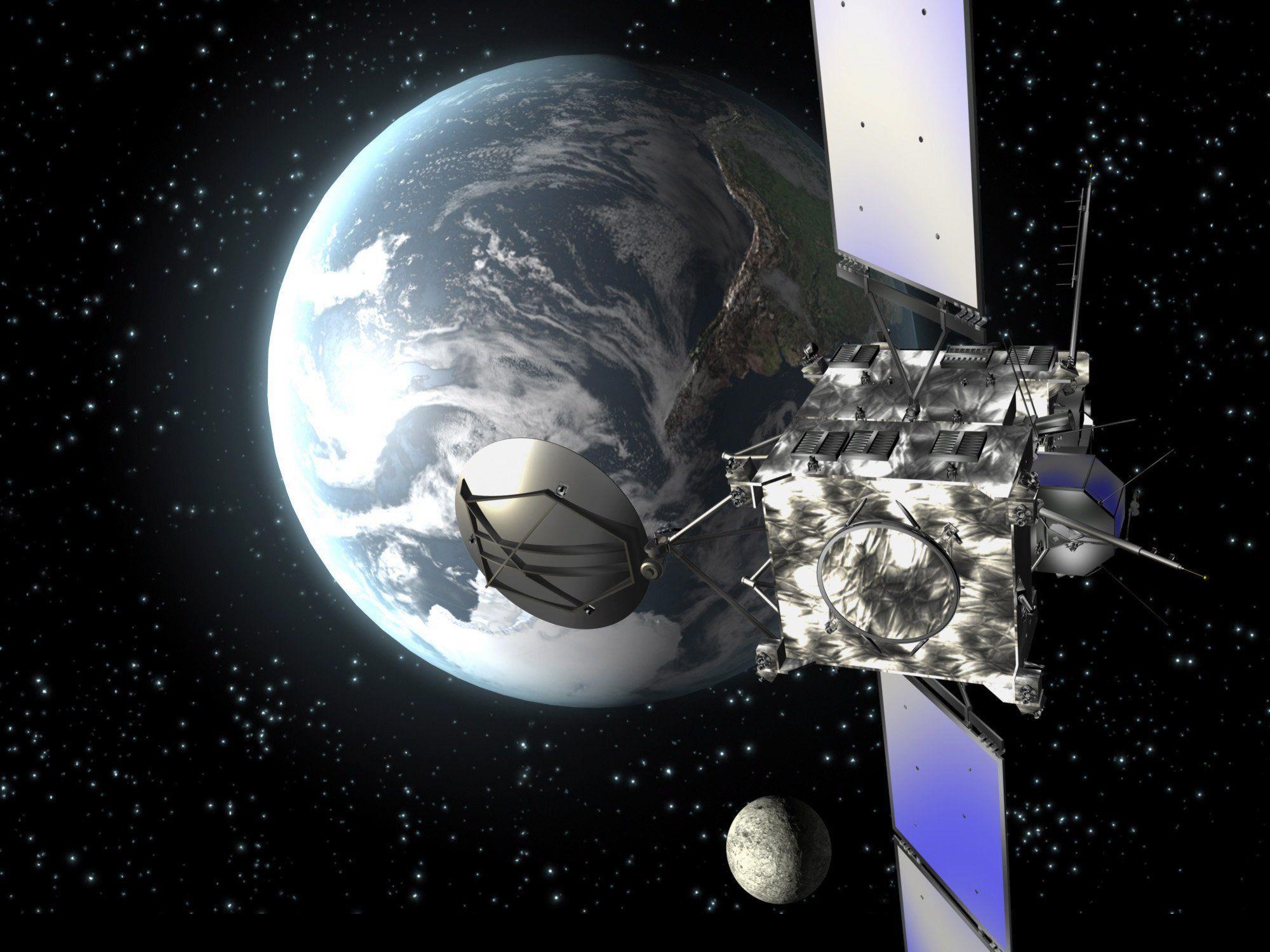 """Raumsonde """"Rosetta"""": Nach zehn Jahren steht Kometen-Mission vor entscheidender Phase"""