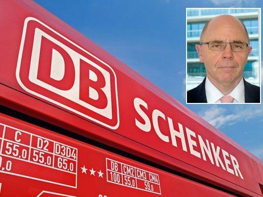 DB Schenker-Manager Manfred Zaletel leitet künftig Röthis und Innsbruck.