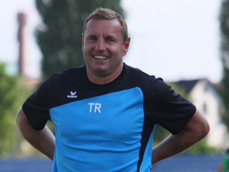 RW Rankweil Trainer Martin Schneider hofft im ersten Test gegen Höchst auf einen guten Auftritt seiner Truppe.