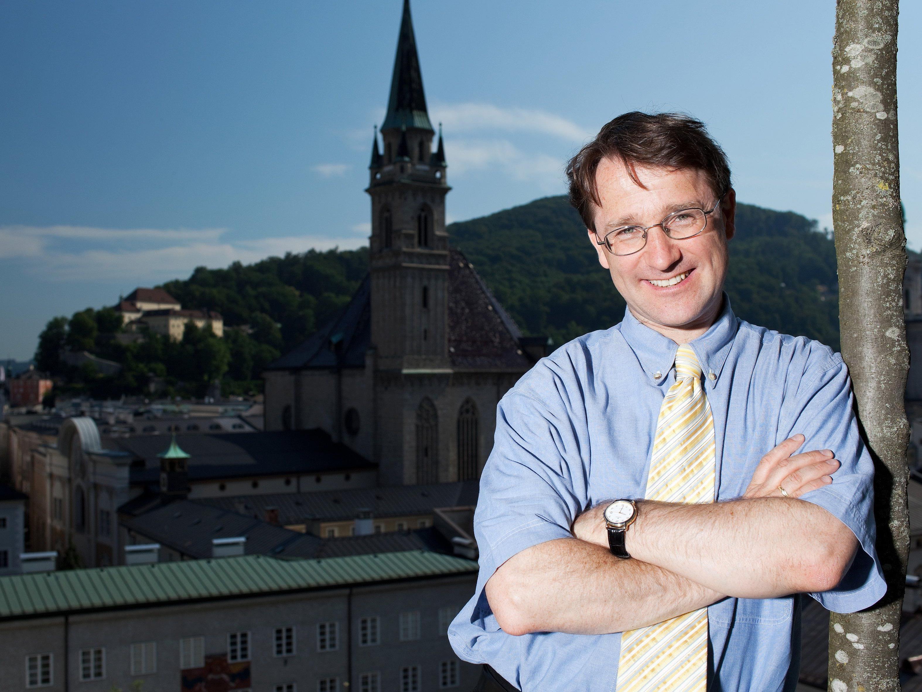 """Clemens Sedmak spricht am 6. Jänner über das Thema """"Rezepte für ein besseres Leben - Humanismus als Quelle für eine zukunftsfähige Gesellschaft."""""""