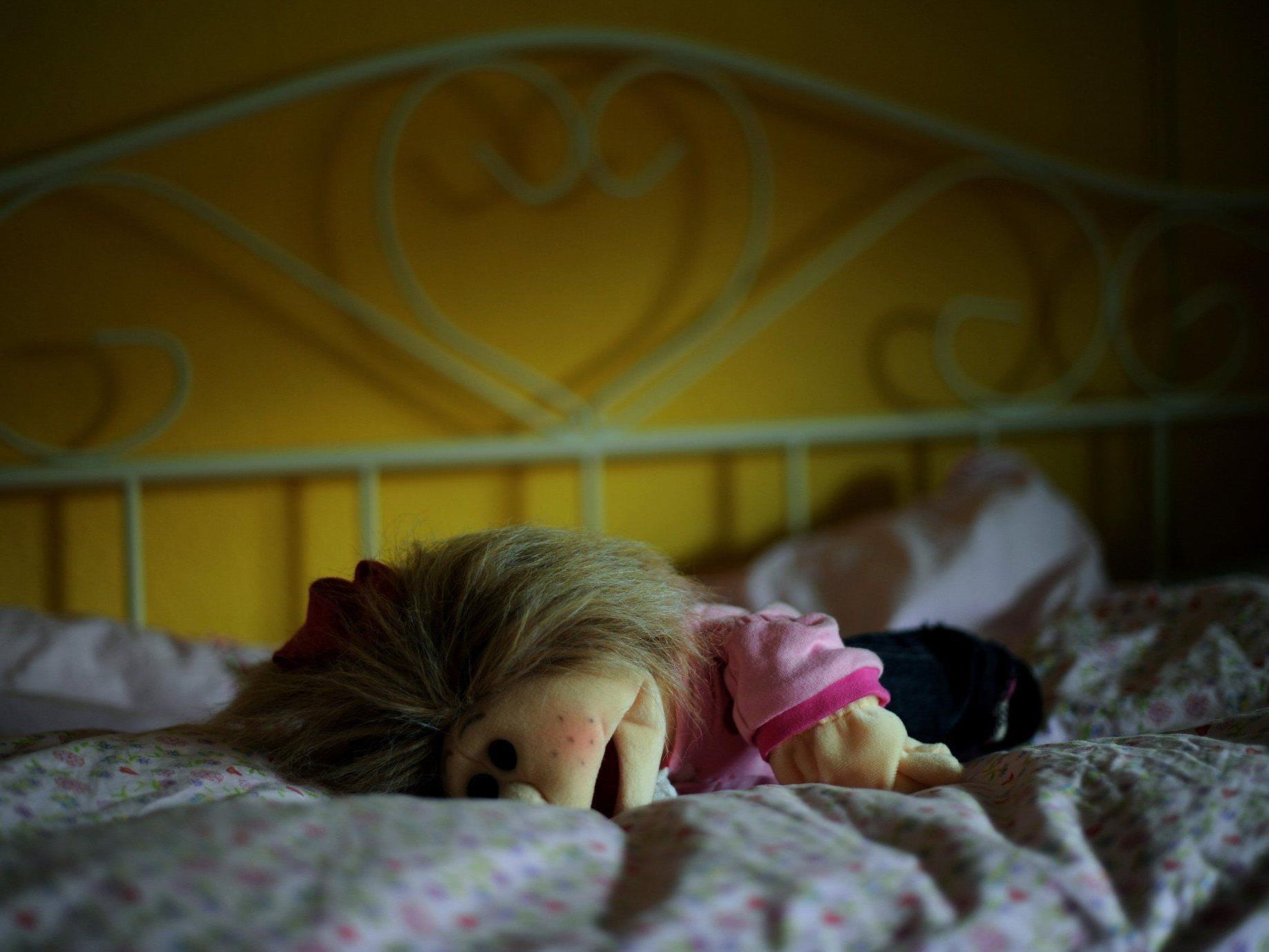 In Oberösterreich drohte ein 39-Jähriger seiner Stieftochter sie anzuzünden.