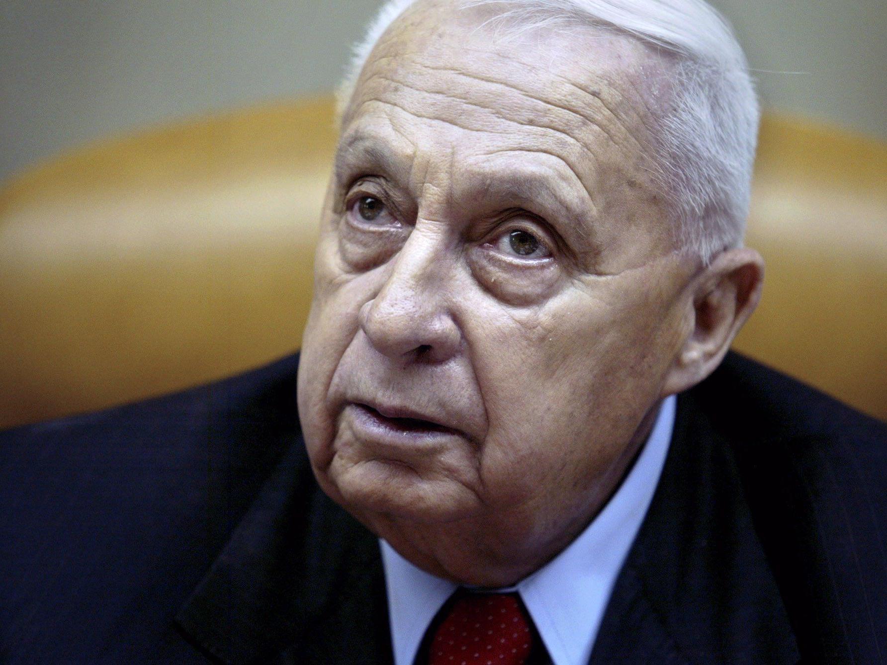 Multiples Organversagen: Israels Sharon in kritischem Zustand