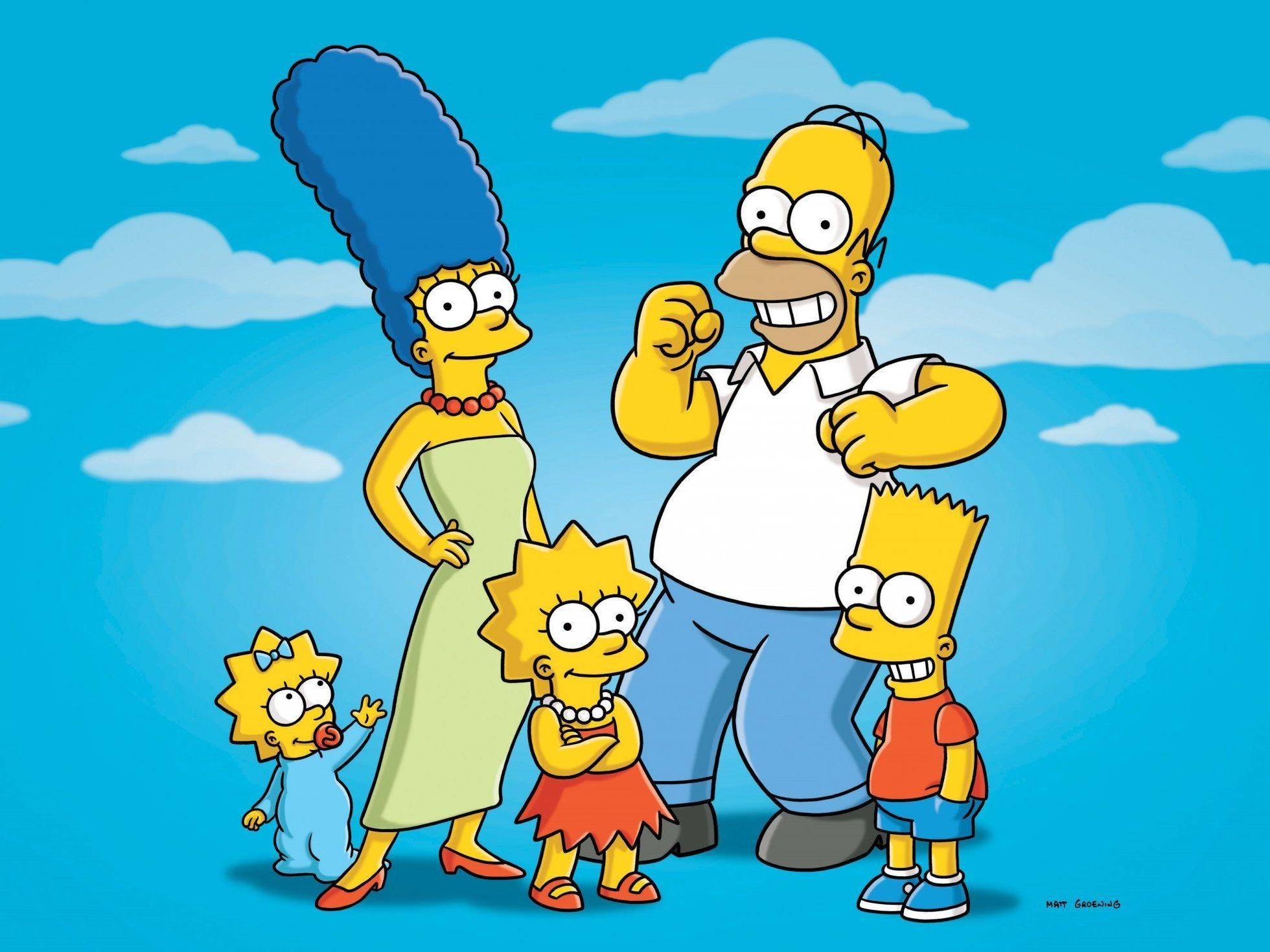 """Geschichtsforscher untersuchte Darstellung von Homosexualität in der Kult-Serie """"The Simpsons"""""""