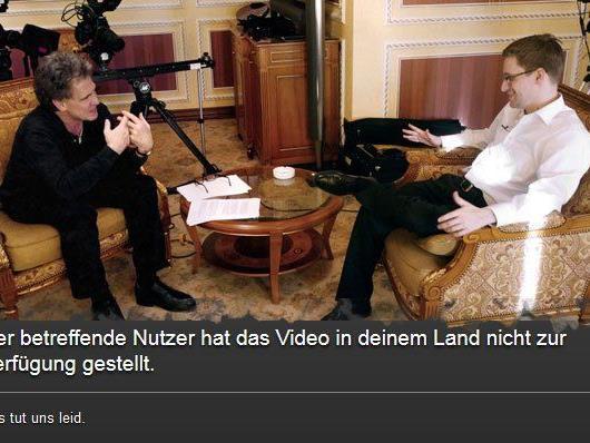 Ein Interview geht um die Welt - oder doch nicht?