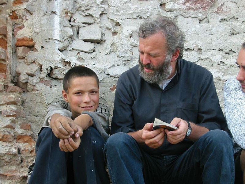 Initiator der Hilfe für Straßenkinder, Georg Sporschill, referiert am 11. Februar in Klosterneuburg