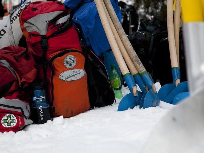 Suchaktion nach vermisstem Skifahrer