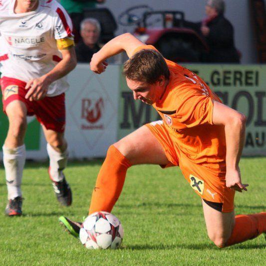 Adrian Svecak steht dem FC Bizau wegen eines Kreuzbandrisses das gesamte Frühjahr nicht zur Verfügung.