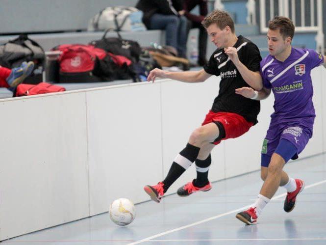 Viktoria-Goalgetter Julian Lipburger trug maßgeblich am Weiterkommen ins Halbfinale bei.