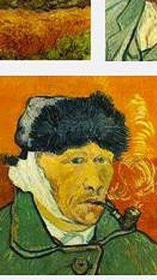 Das weltberühmte Bild mit der Pfeife ist eine Fälschung.
