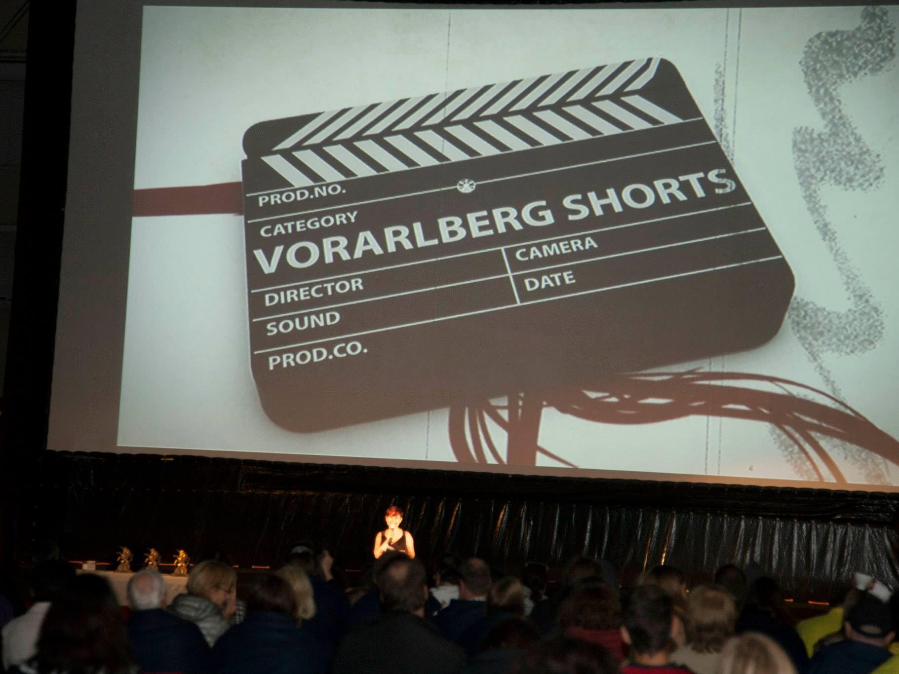 Eine Jury wählt bei der Vorarlberger Kurzfilmnacht am 25. April 2014 in Nenzing jene vier Lokalfavoriten aus.