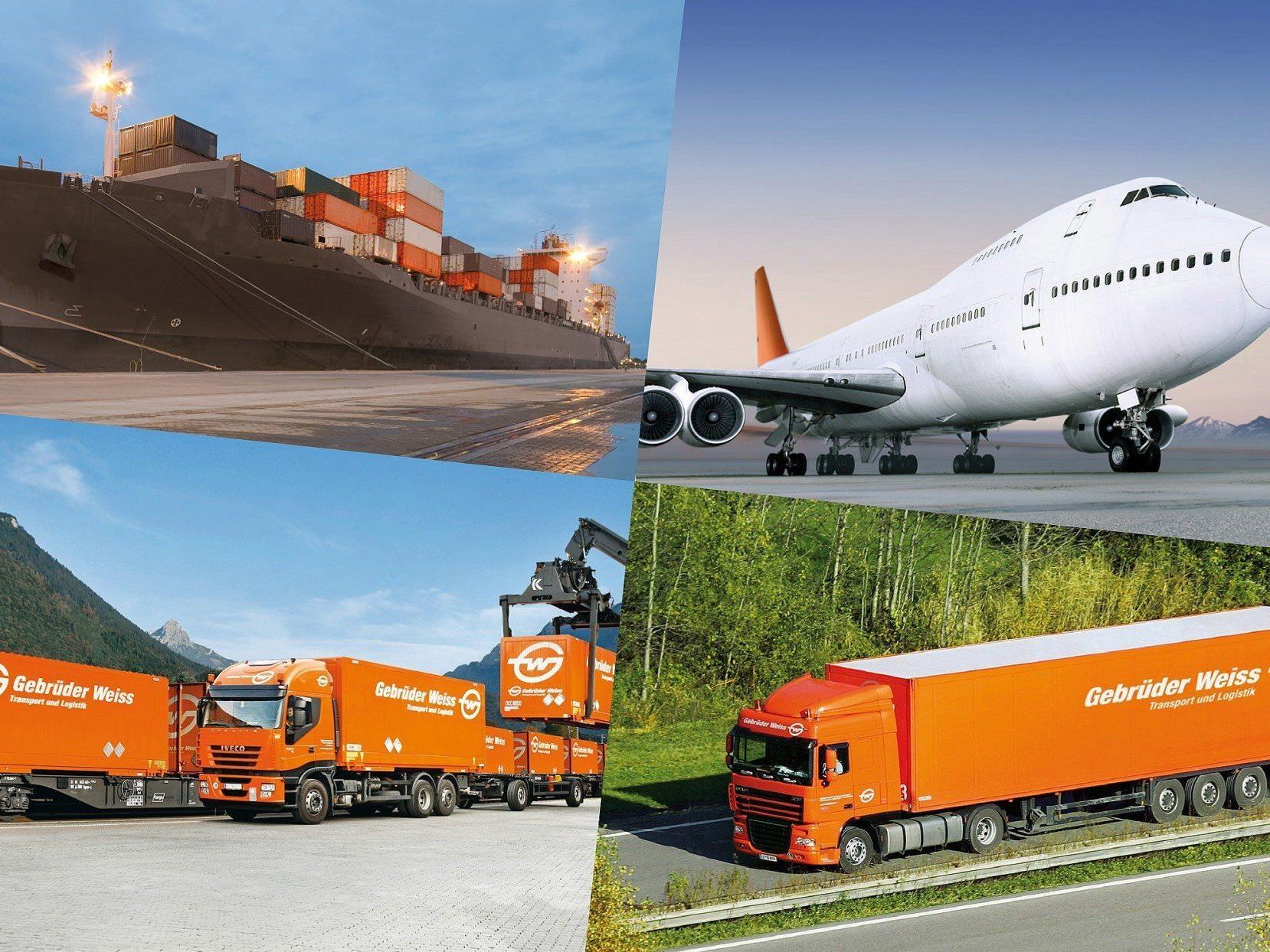 Der neue Gebrüder Weiss Standort in der Türkei ist multimodal ausgerichtet.