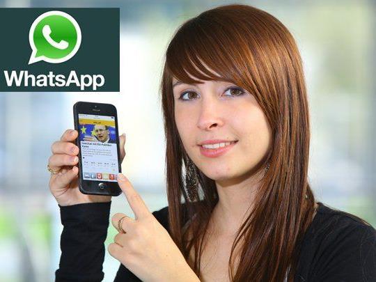 Steurer, WhatsApp
