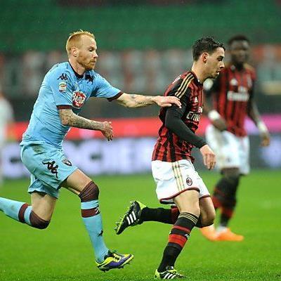 Torino erkämpfte in Mailand ein 1:1