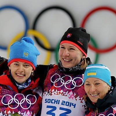 Erstes Gold für die Slowakei