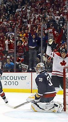 Olympiasieger Kanada legt sich Latte erneut hoch