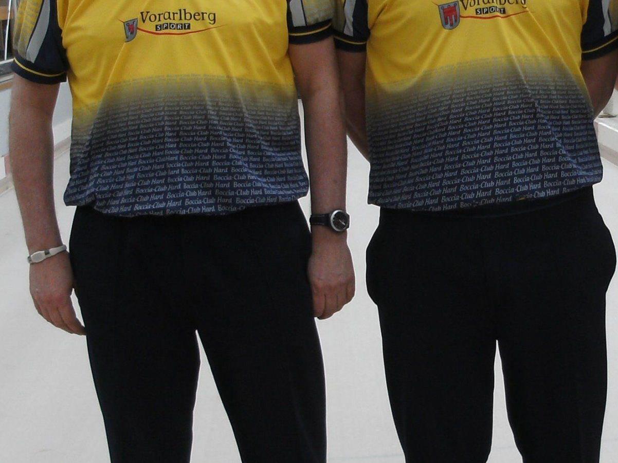 Dieter ILL und Mate Kovacevic