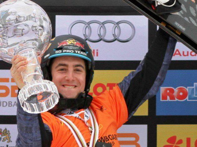 Empfang für Parallel-Weltcupsieger Lukas Mathies und Olympiateilnehmer.