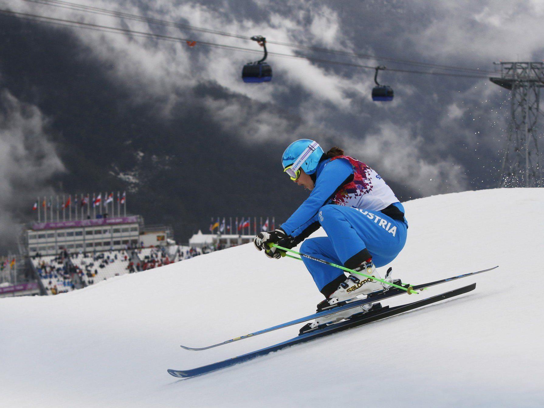 Katrin Ofner auf Platz 13, Limbacher 23., Staudinger 24.