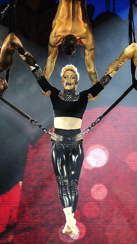 US-Sängerin Pink tritt bei den Oscars auf