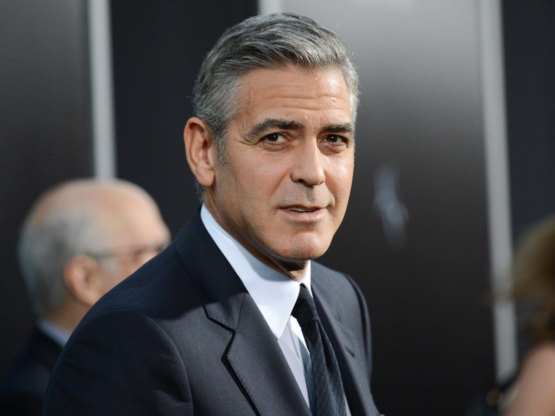 George Clooney hat die Lizenz zum Trauen.