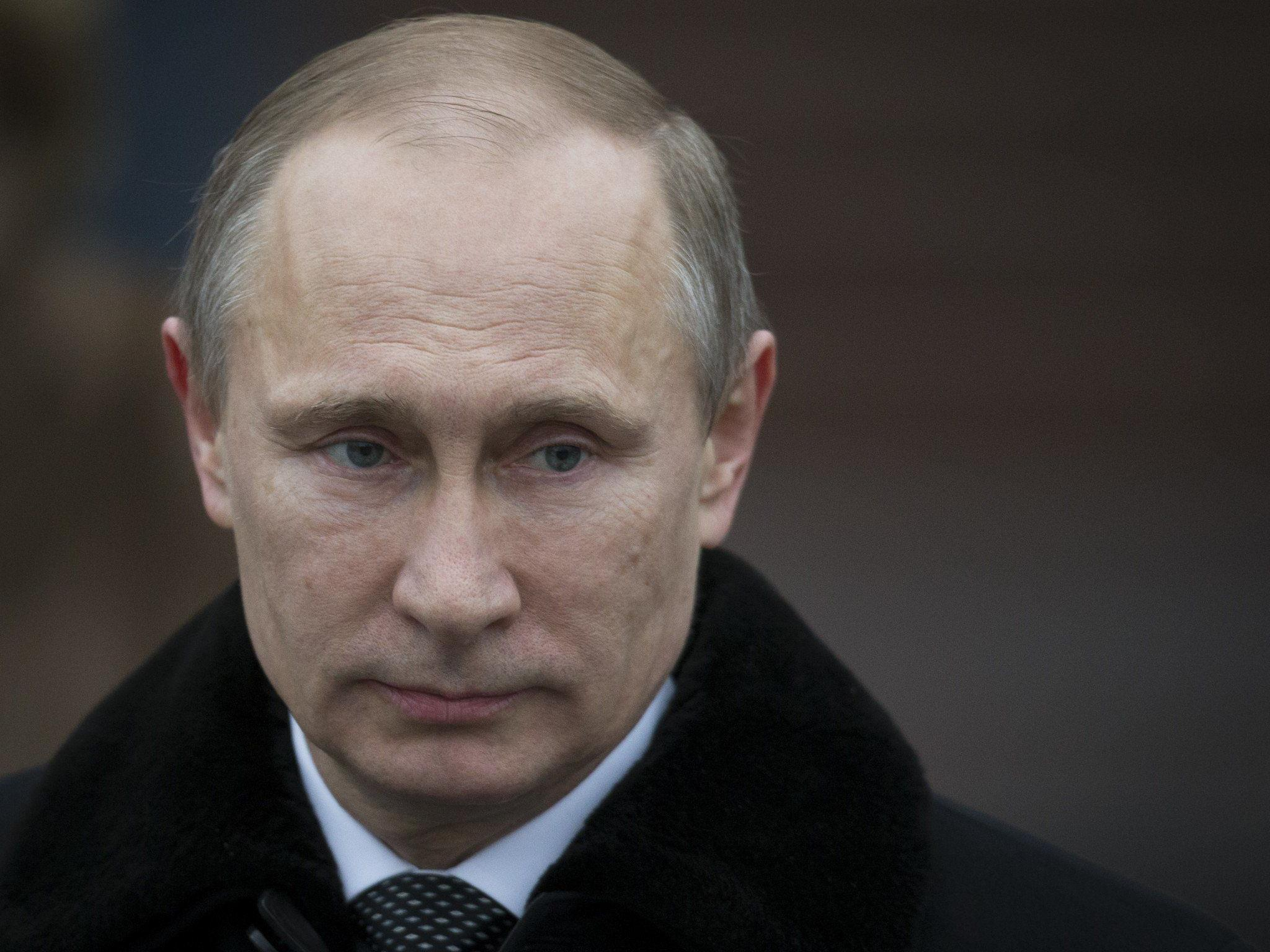 Russlands Präsident droht neben Einfluss- auch Gesichtsverlust.