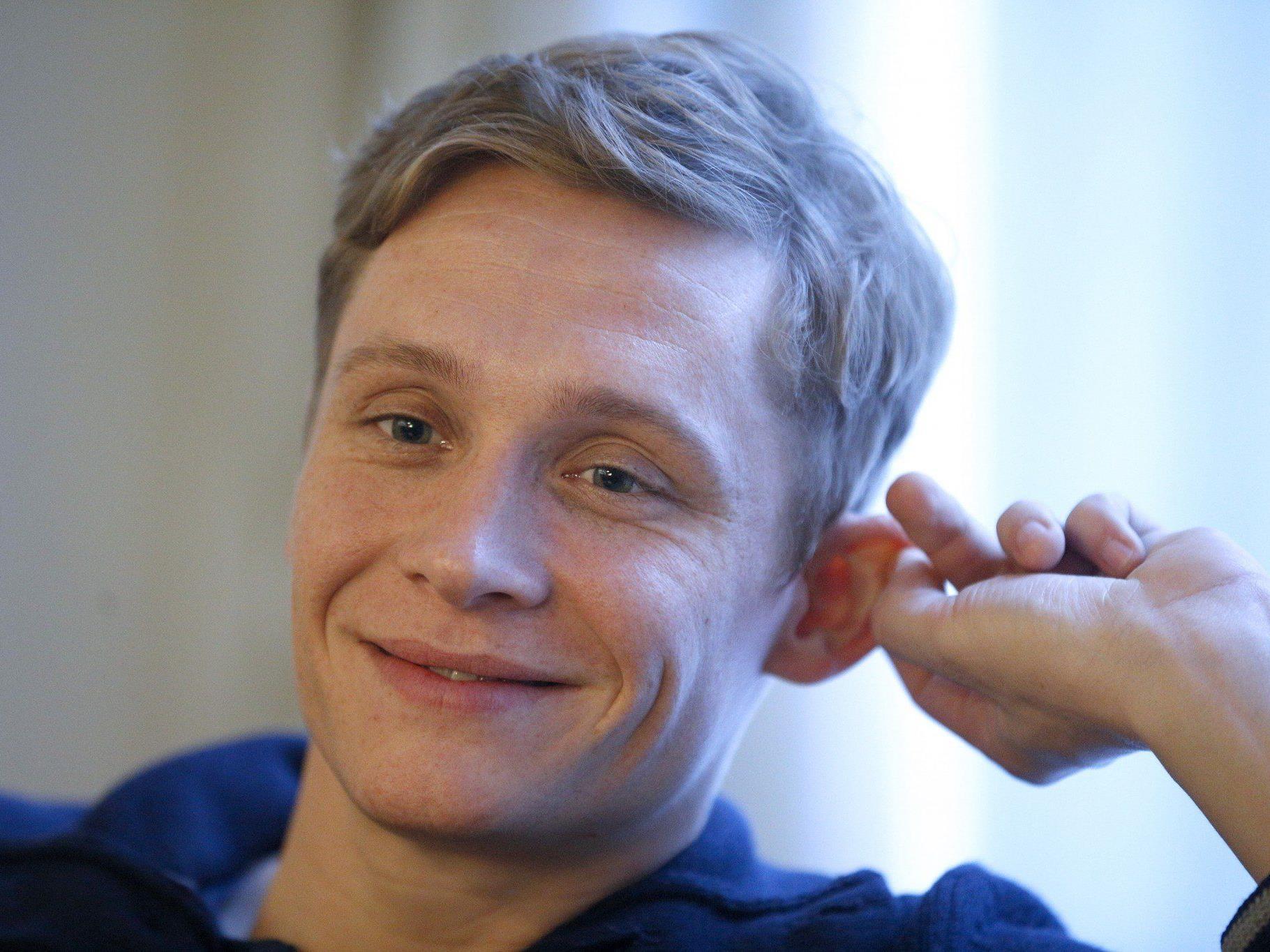 Matthias Schweighöfer ist wieder Vater