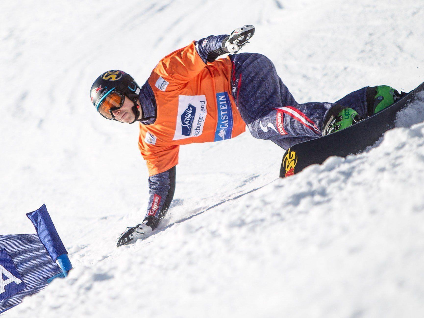 Vorarlberger Lukas Mathies holte Parallel-Weltcup in Sudelfeld.