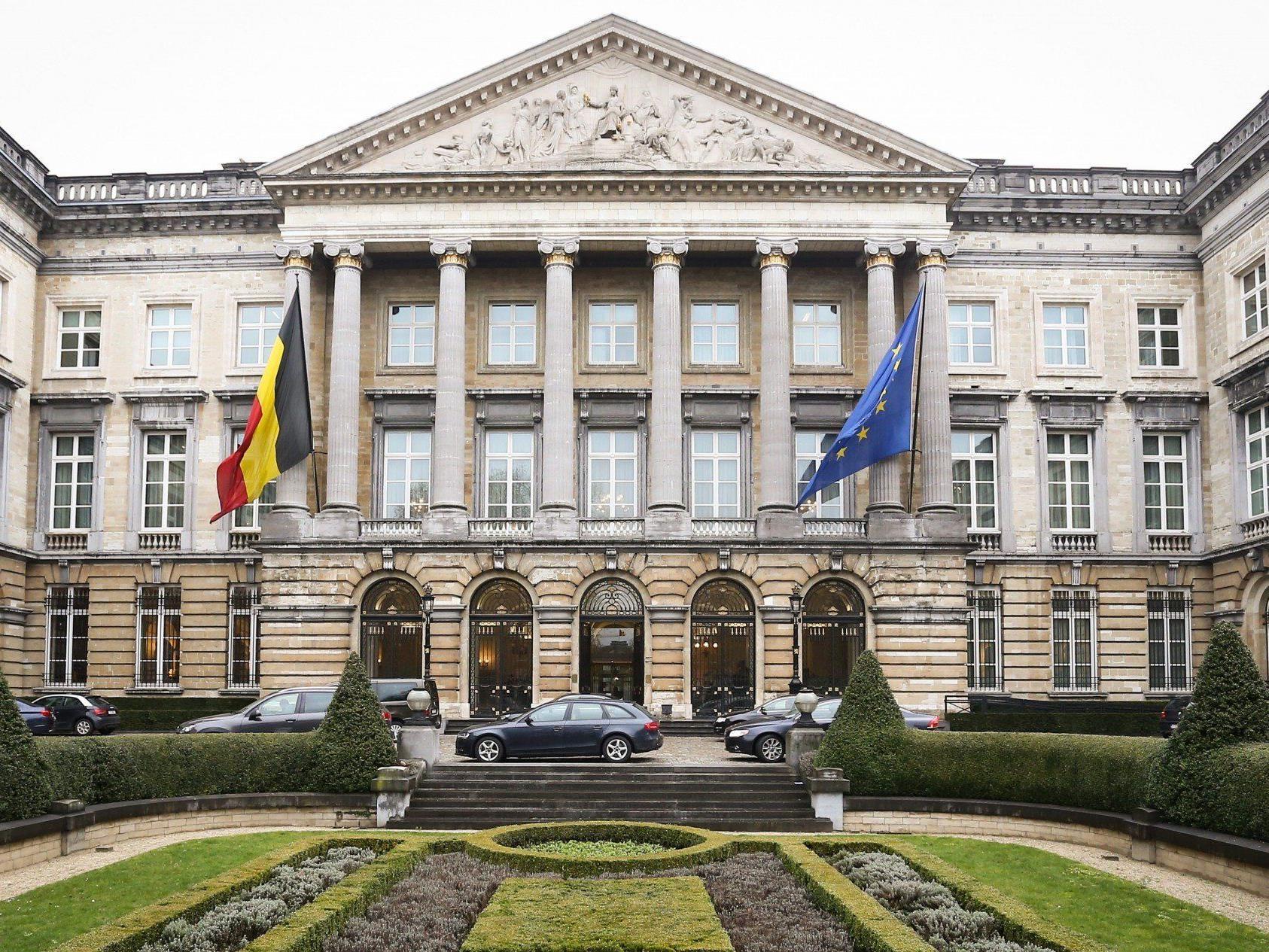 Das belgische Parliament stimmte der Sterbehilfe für Minderjährige zu.