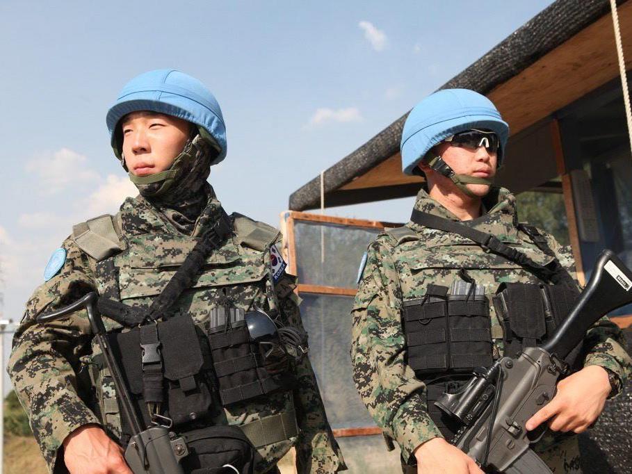UNO-Sprecher berichtet von Plünderungen.