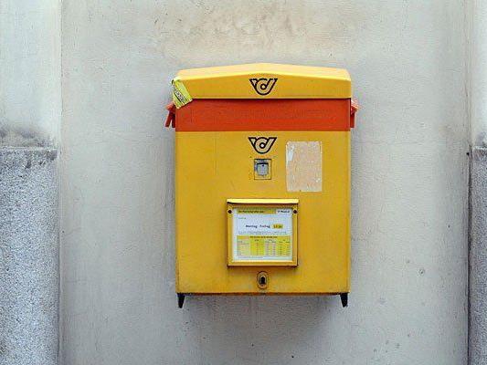 In einen handelsüblichen Briefkasten hätte kein Kind gepasst - das Objekt in Schwechat war größer