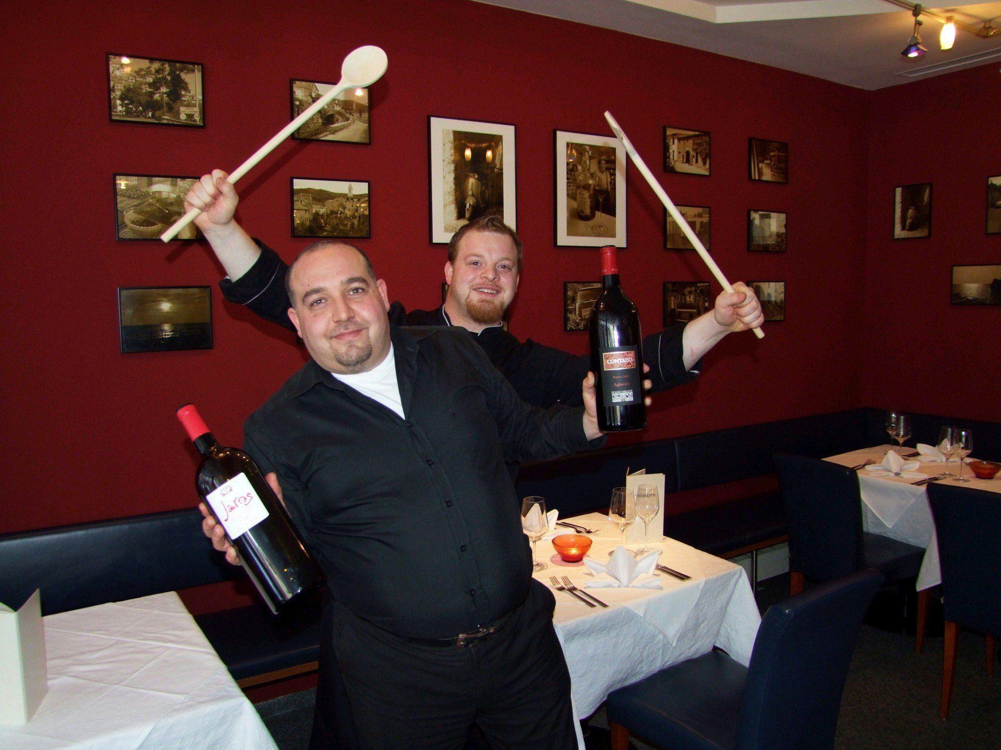 """Am 20. Februar lädt Gabriel Venturiello mit seinem Team zur """"Spanish Night""""."""