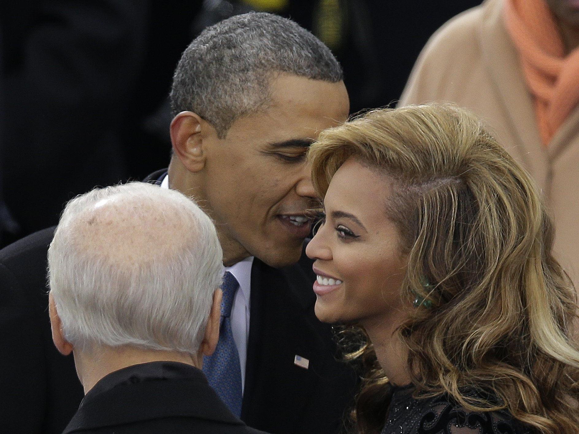 Das Gerücht um eine Affäre zwischen Beyoncé und Obama ging durch die ganze Welt.