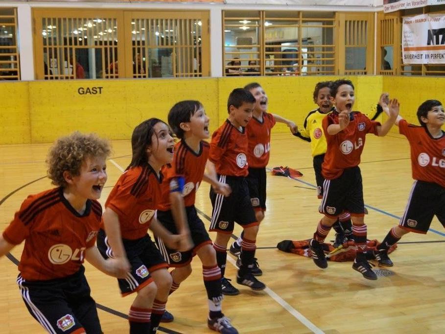 Turniersieger Bayer 04 Leverkusen