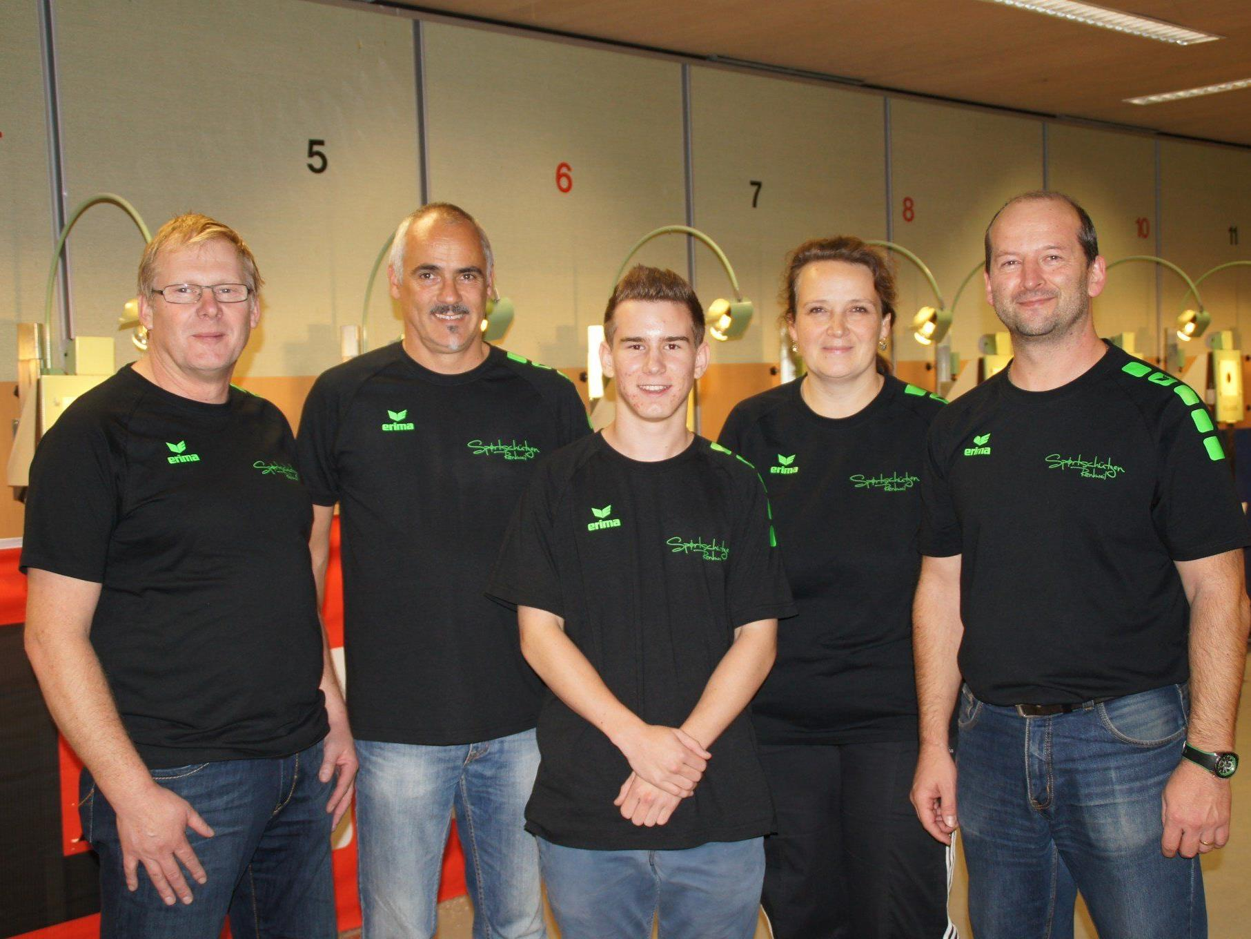 LP Team SSV Rankweil 2013/14