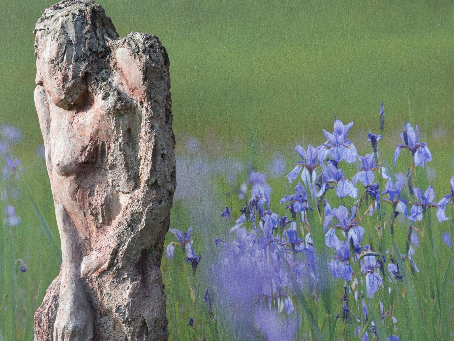 Ab März im Blumenegger Skulpturenpark in Thüringen: BETONART von Reinhard Welte.