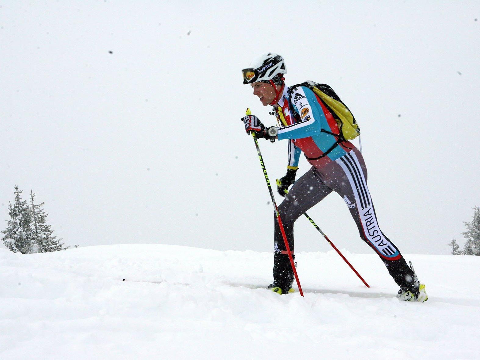 Der Montafoner Daniel Zugg hofft in der Schweiz im Weltcup auf eine gute Platzierung.