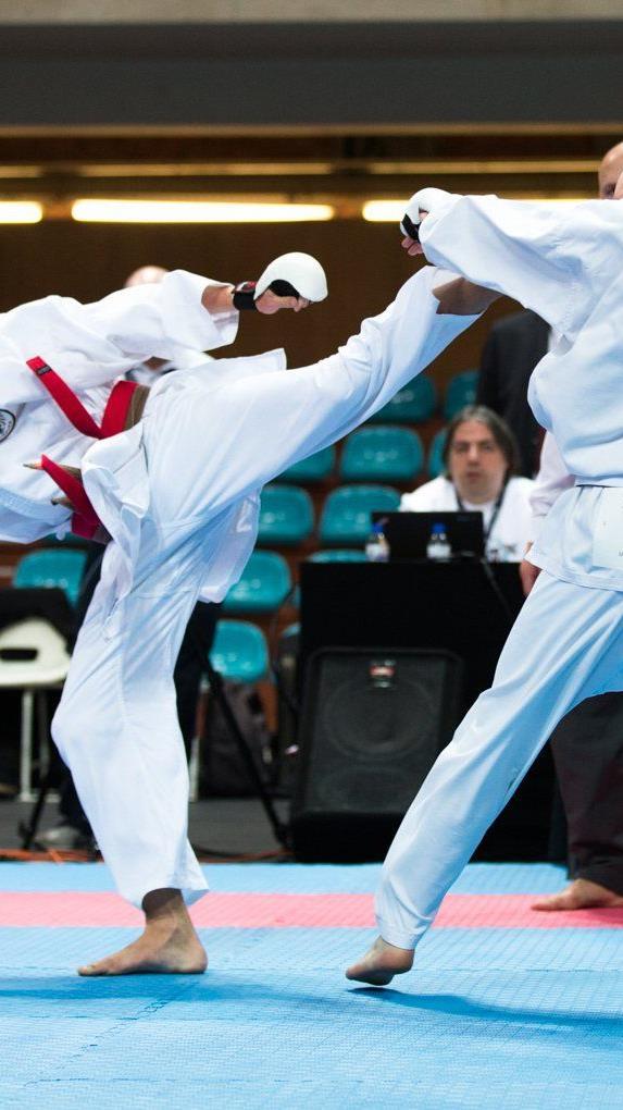 Fünf Vorarlberger Karatekas sind bei der EM in Portugal am Start.