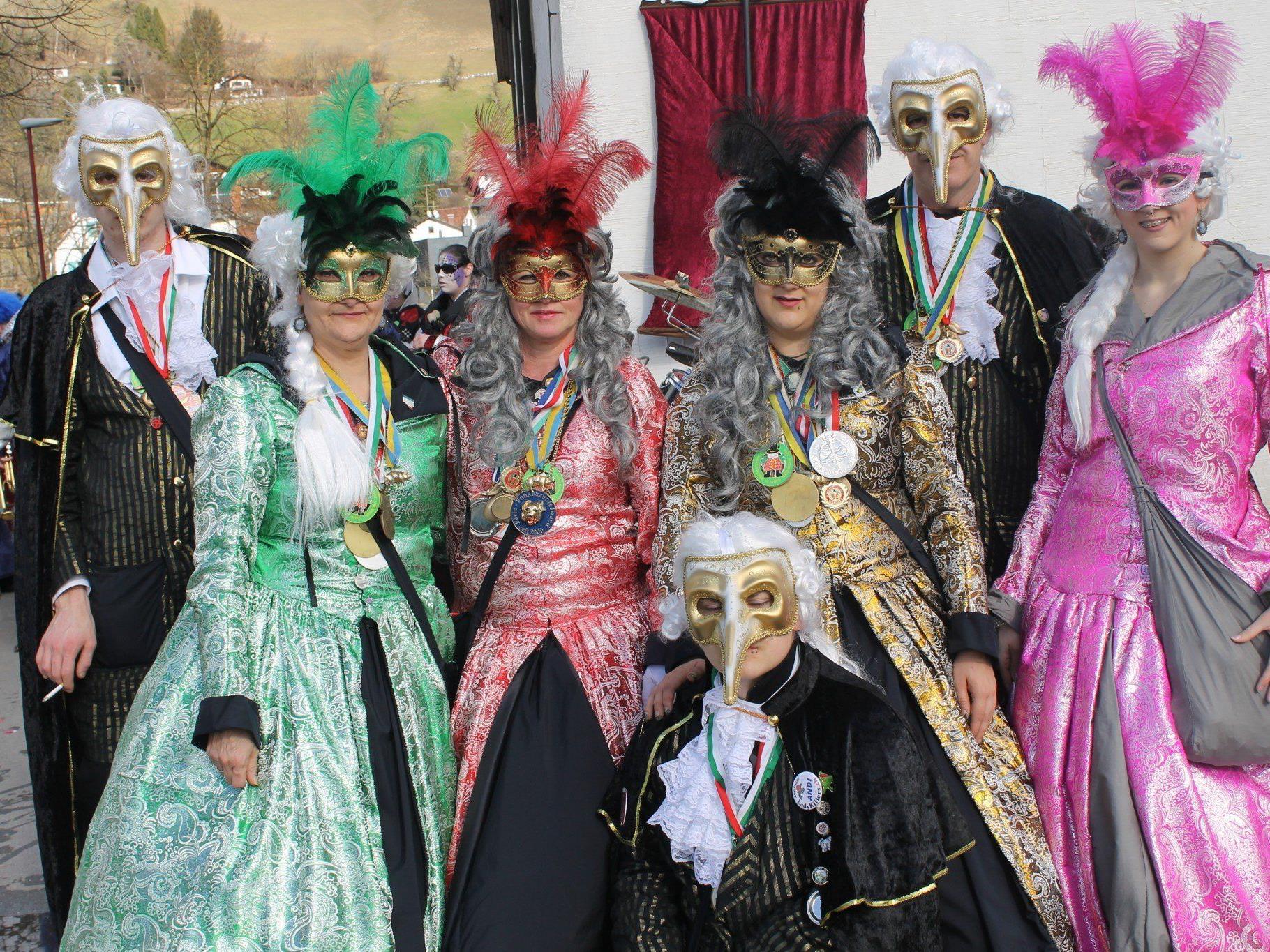 Venezianische Gäste