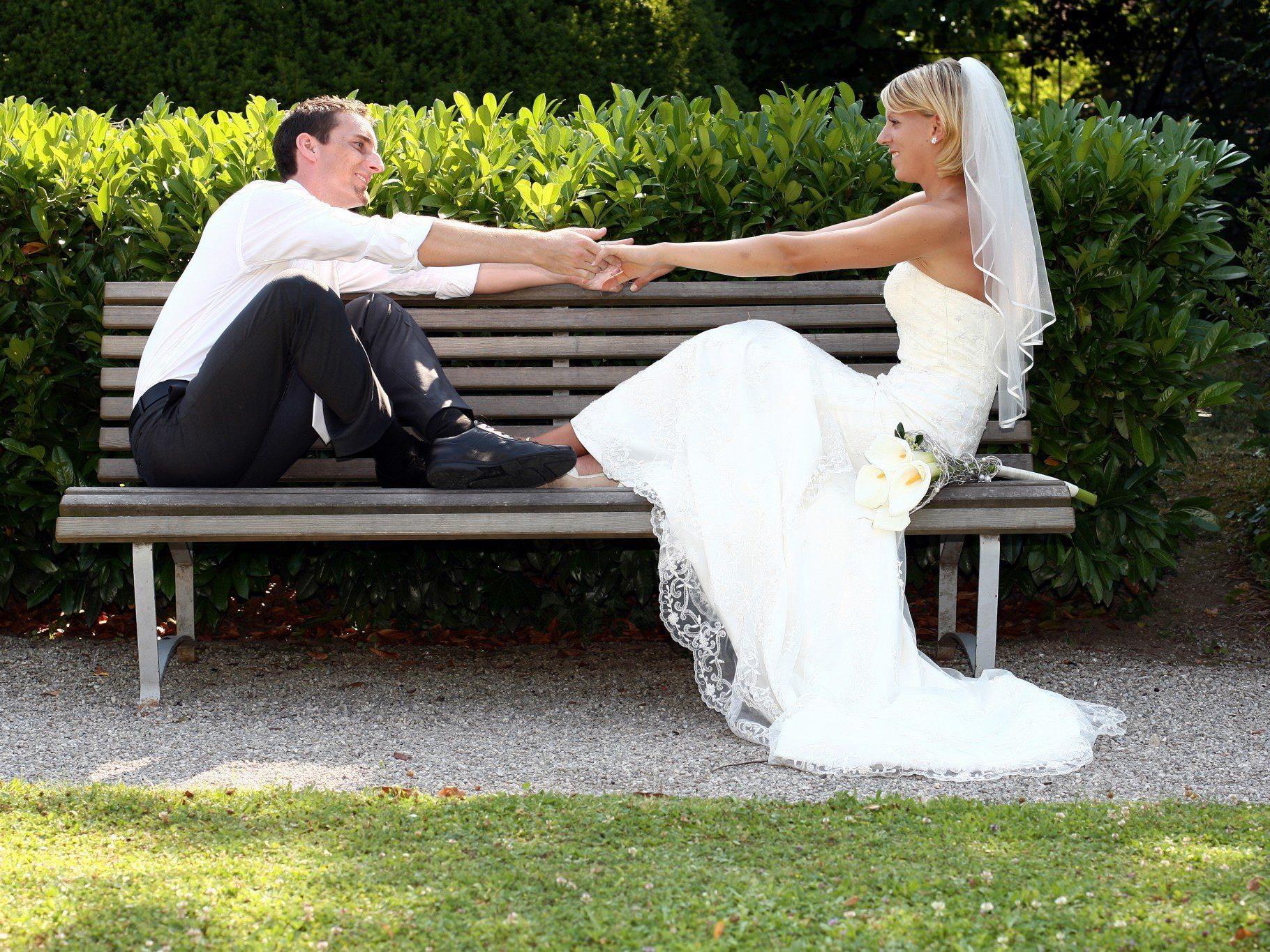 Eine Hochzeit soll perfekt sein - Das erfordert gute Planung.