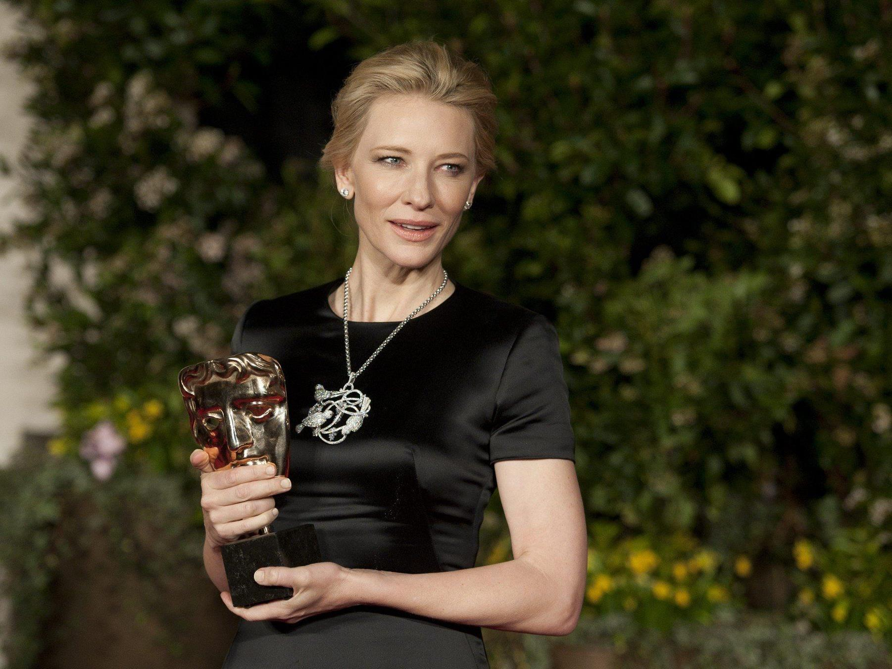 Cate Blanchett widmet Preis Philip Seymour Hoffman