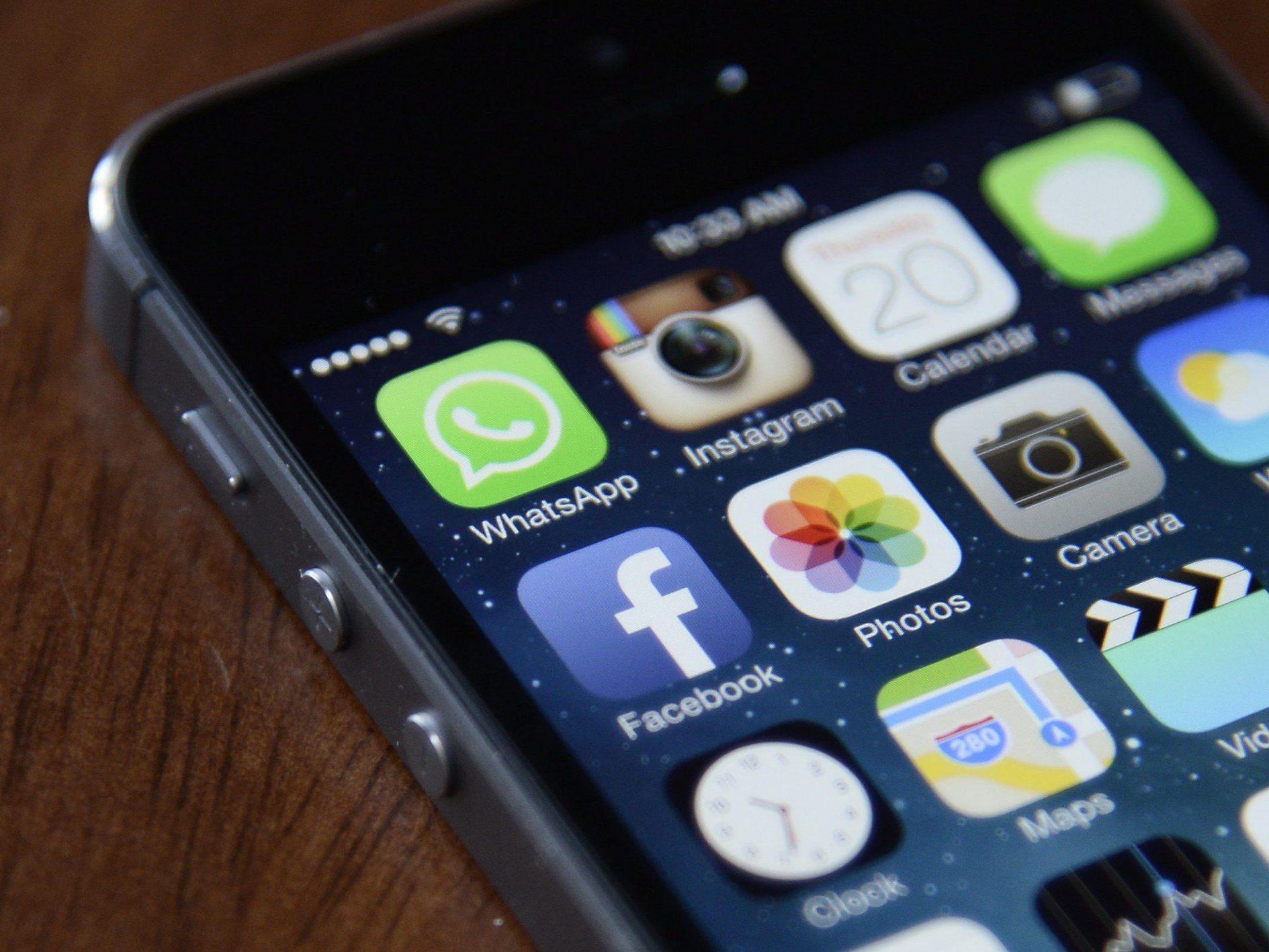 Whatsapp plant eine Anruffunktion.