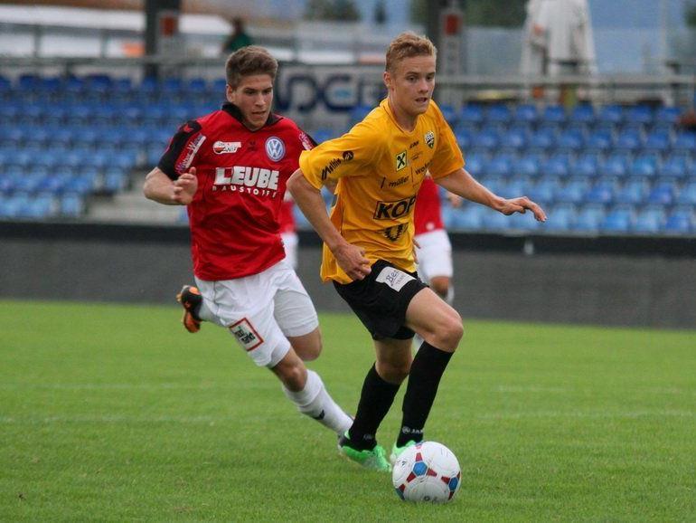 Timo Wölbitsch bleibt bis 2016 ein Altacher.